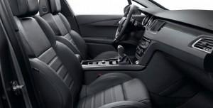 A Peugeot 508 intérieur